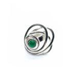 Anillo Sideral-1 ónix verde 1